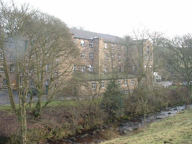 Lappet Mill at Calder Vale