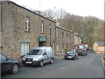 SD5345 : Cottages at Calder Vale by David Medcalf