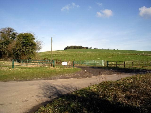 Port Lane, near Hursley