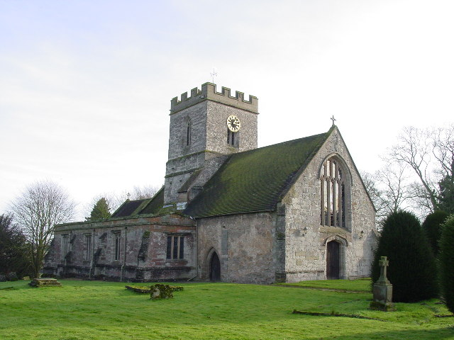 St Laurence's Church, Rowington