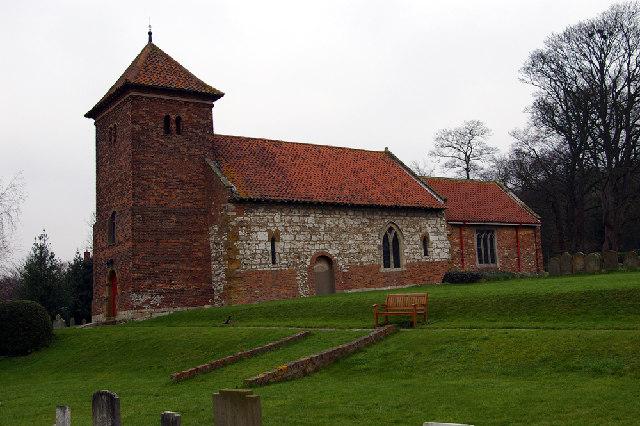 St. Andrew's Church, Bonby