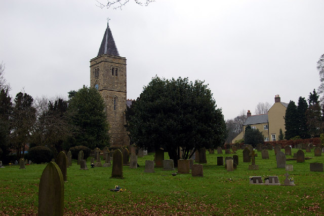 St. Clement's Church, Worlaby