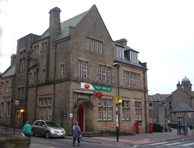Bacup Post Office