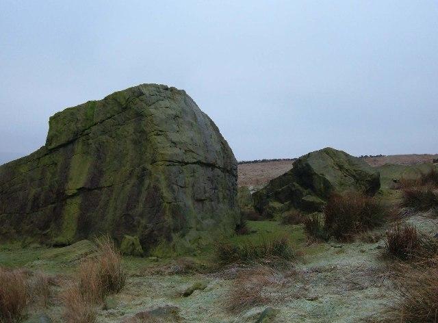 Ferny Hill Rocks, Shore Moor