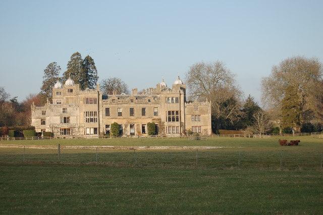 Charlton Park near Malmesbury