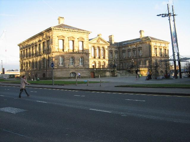 The Custom House, Belfast