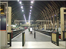 TQ3083 : King's Cross Station by Timothy Baldwin