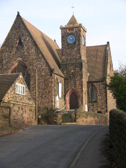 Methodist Church in Whiston, Nr Rotherham.