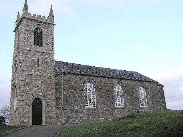 St Patrick's Church of Ireland, Kildress