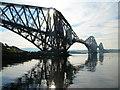 NT1380 : Forth Bridge by Paul Johnston-Knight