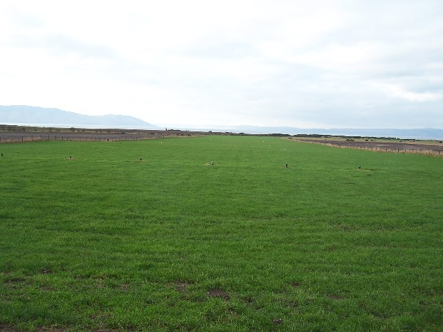 Bute, Airfield