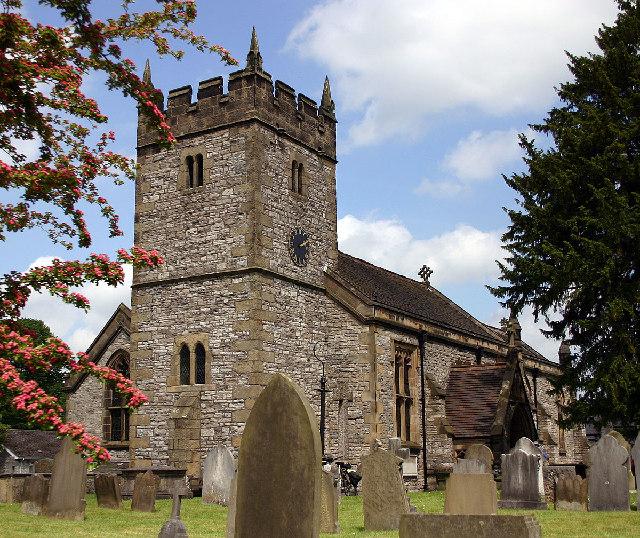 Holy Trinity church, Ashford-in-the-Water
