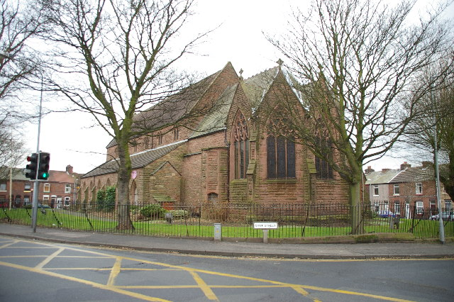 St Michael & All Angels, Runcorn