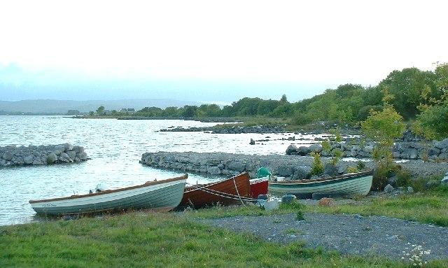 Fishing Boats on Inchiquin