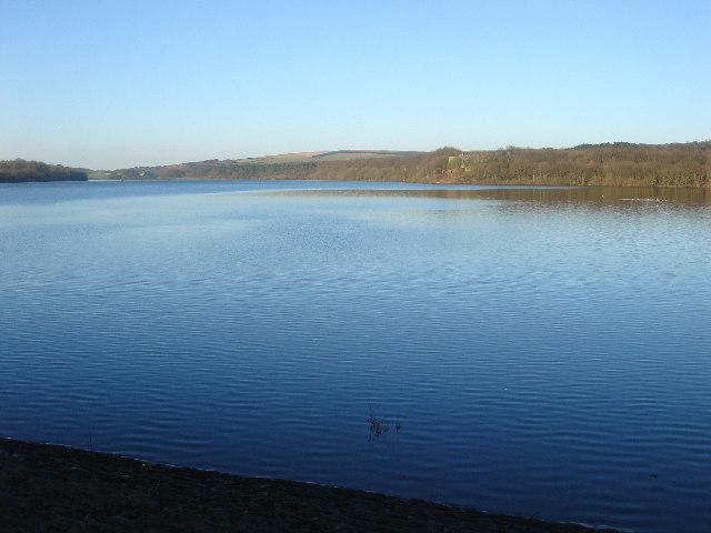Lower Rivington Reservoir