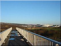 SD6409 : Bolton FC's Reebok Stadium by Margaret Clough