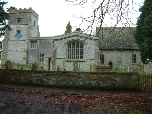 Church of St Mary the Virgin, Childrey