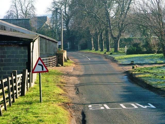 Sharp Bend, Low Dinsdale