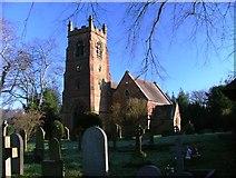 NZ3411 : St. John the Baptist Church, Low Dinsdale by Mick Garratt