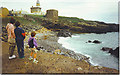 NJ9967 : Fraserburgh, Lighthouse and Wine Tower. by Colin Smith