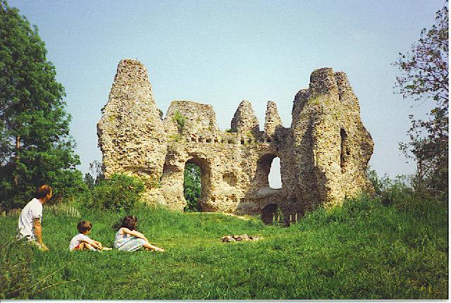 The Castle, Odiham.