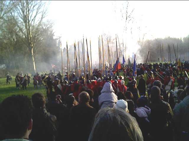'Ye Battle of Namptwiche'