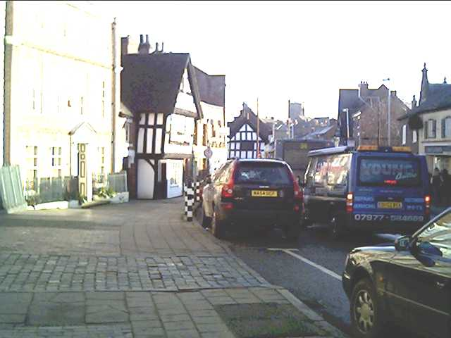 Welsh Row, Nantwich