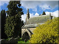 NZ1090 : St Giles, Netherwitton by Les Hull