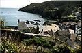 SX4350 : Cawsand village and beach by Crispin Purdye