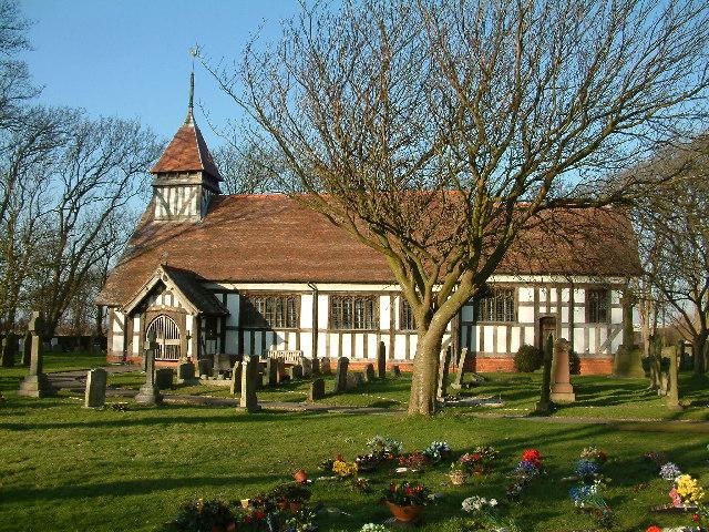 Altcar Parish Church