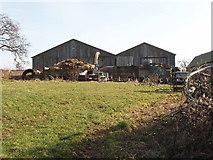 SU8790 : Hard-to-find farm, Flackwell Heath by David Hawgood