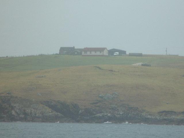 Skelberry, Shetland