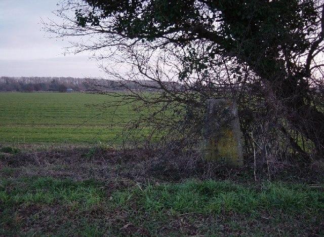 North Park Triangulation Pillar