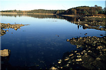 SX6870 : Winter afternoon at Venford reservoir by Crispin Purdye