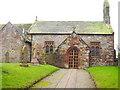 NY3056 : Parish Church of St Peter, Kirkbampton by Bob Jenkins