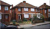 TQ1883 : Carlyon Road, Alperton. by Baggy Suggs