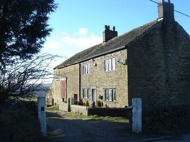 Bradshaw Head farm