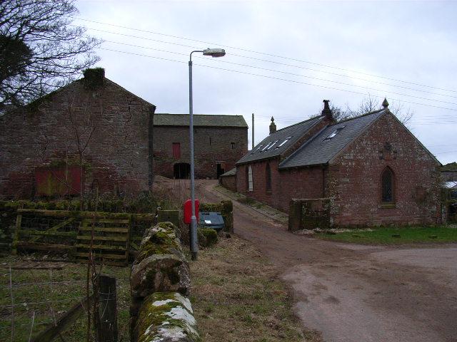 Former chapel, Newbiggin