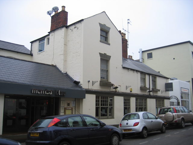 Coach and Horses, Bedford Street
