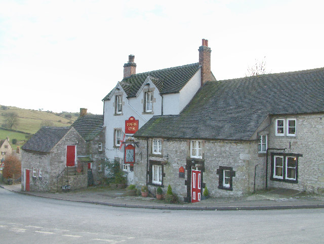 The Miners Arms public house in Brassington.