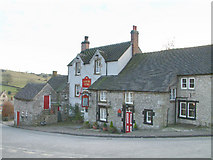 SK2354 : The Miners Arms public house in Brassington. by Mike Fowkes
