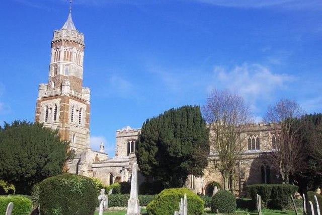Church of St Peter, Irthlingborough