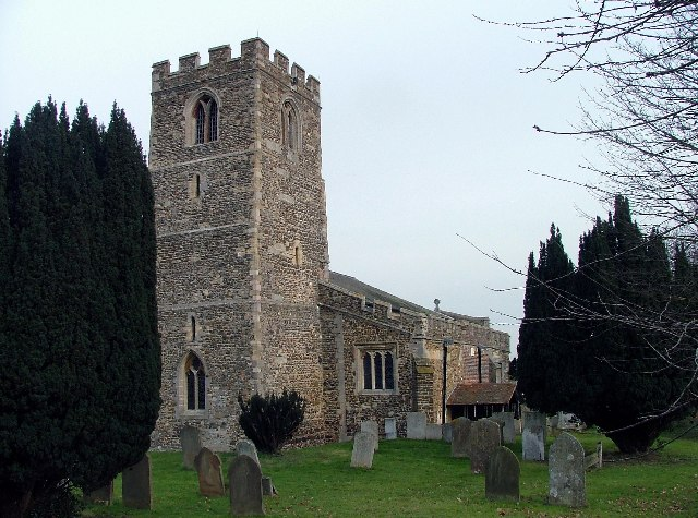 St Leonard's Church, Old Warden.
