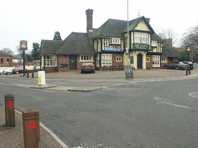 The Harte, Costessey