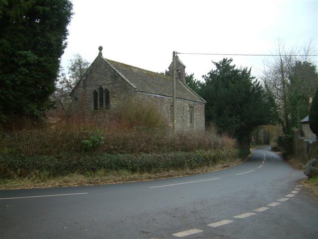 Llanllowell Church