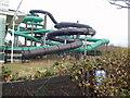 NZ3466 : Wet 'n' Wild, Leisure Pool, North Shields by Gordon McKinlay