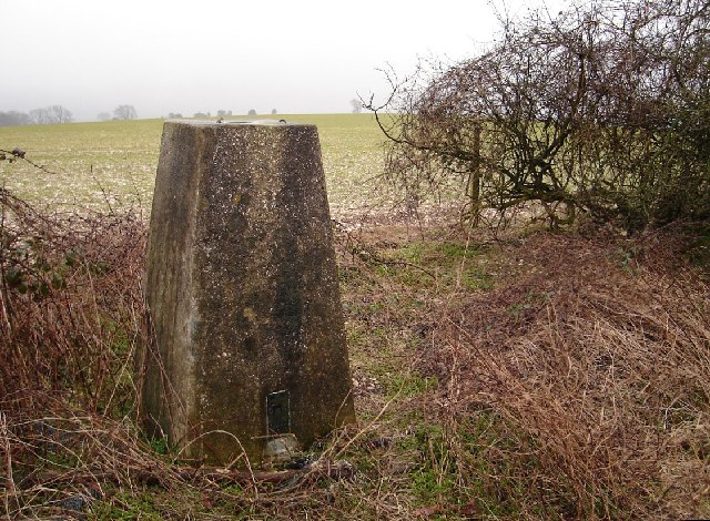 Bury Hill Trig point