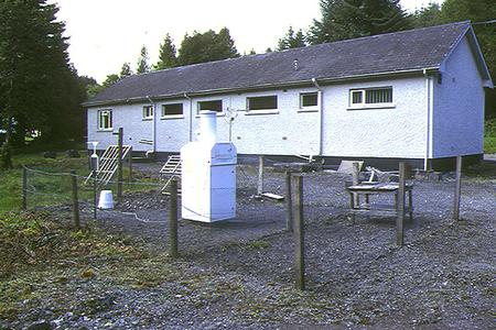 Lough Navar Air Monitoring Station