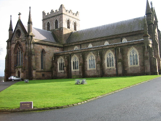 St Patrick's Cathedral, Armagh (Church of Ireland)