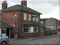 SK3975 : Wellington Inn, New Whittington, Nr Chesterfield. by Andrew Loughran